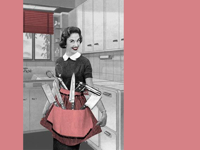 Girl, Put Your Apron On