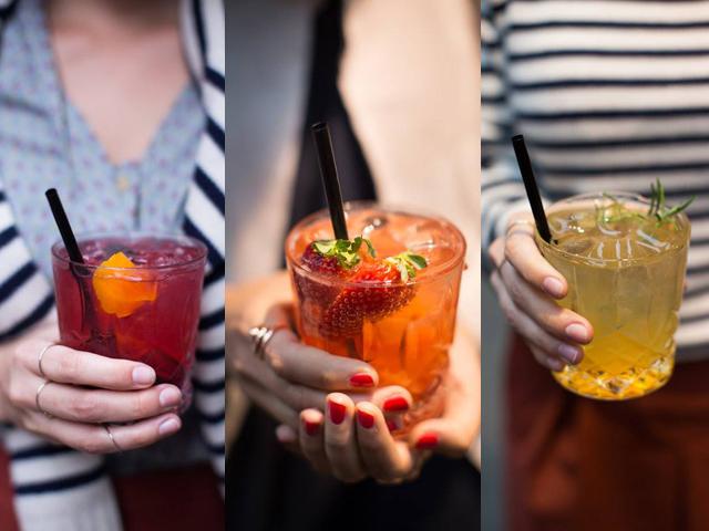 Cocktails by Al Verde